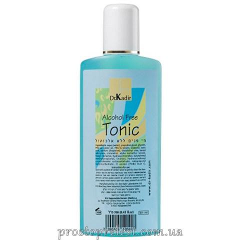 Dr. Kadir Cleaners and Tonic Alcohol Free Cleansing Tonic - Очищающий тоник без спирта