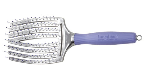 Olivia Garden Finger Brush Large