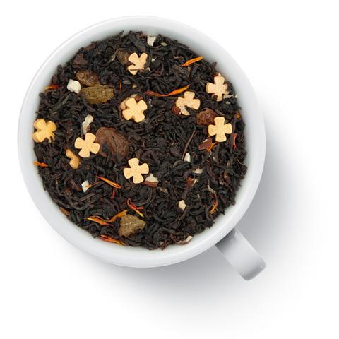 Пасхальный Чай Gutenberg черный ароматизированный