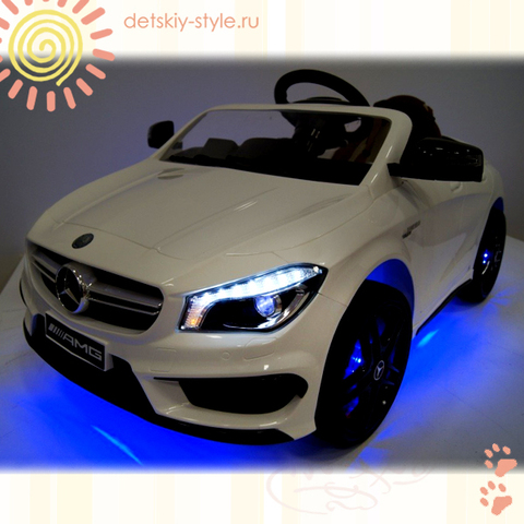 Mercedes-Benz CLA45 А777АА