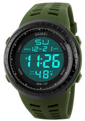 Часы SKMEI 1167- Олива