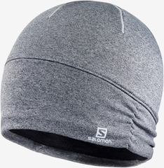 Шапка Salomon Elevate Warm Beanie W Alloy Heat