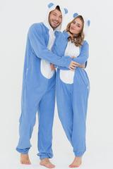 "Пижама с ушками ""Небесная"""
