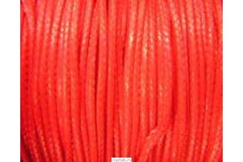 Линь Dyneema красный D 1,5мм, 180 кг, за 1 метр