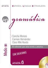 Gramatica Nivel medio B1+ CD ***