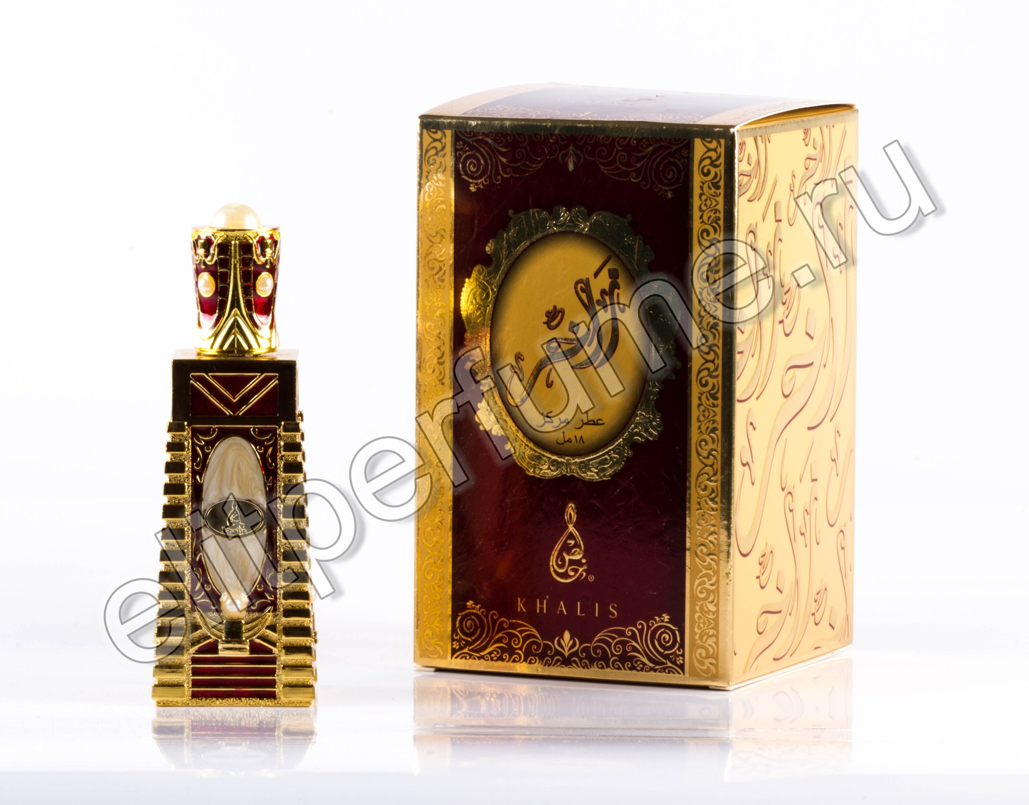Zakhir Захир 18 мл арабские масляные духи от Халис Khalis Perfumes