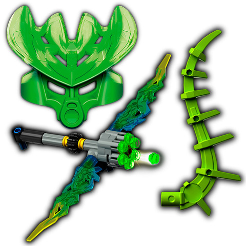 LEGO Bionicle: Страж Джунглей 70778 — Protector of Jungle — Лего Бионикл