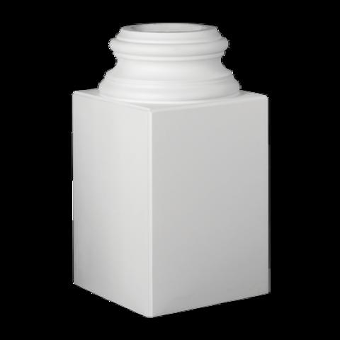 База (колонна) Европласт из полиуретана 1.13.300, интернет магазин Волео