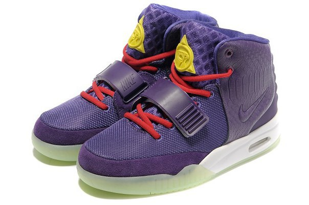 95a4f256 ... Кроссовки мужские Nike Air Yeezy 2 Violet by Kanye West. Артикул: