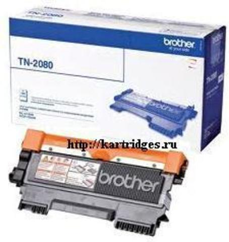 Картридж Brother TN-2080