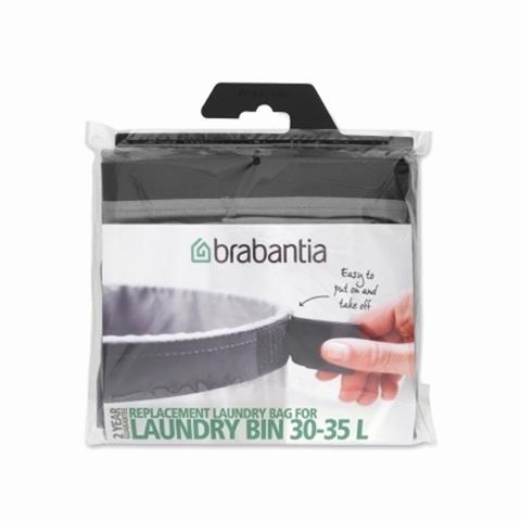 Съемный мешок для белья (35 л), арт. 102325 - фото 1