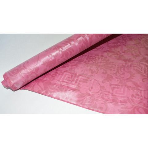 Скатерть бумажная Vitto Prestige 1,2*7 м бордо рулон с полимер.покр