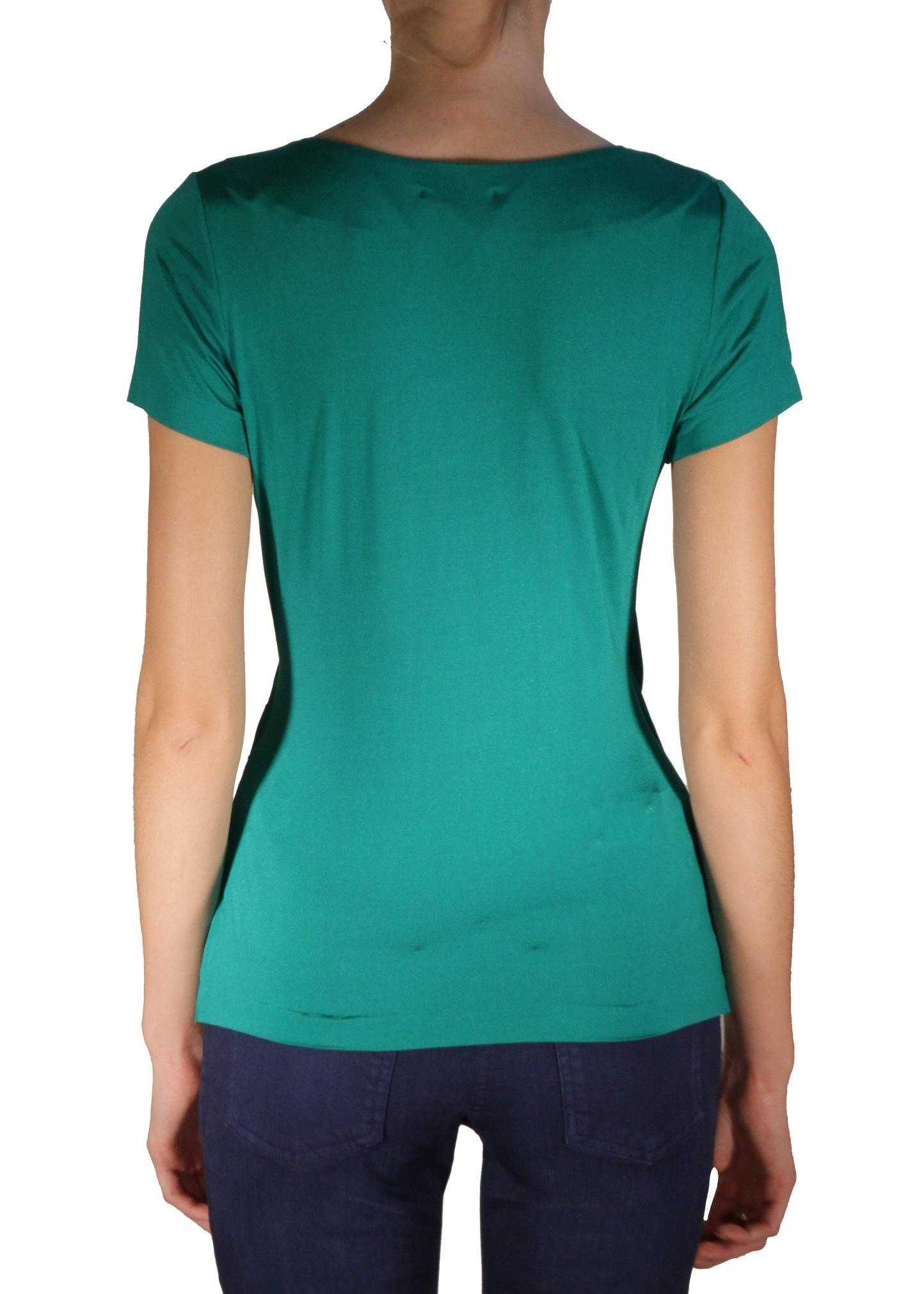 Топ. Цвет голубой/зеленый ETRO