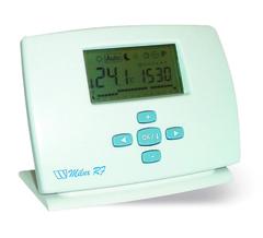 Термостат Watts Milux-RF с LCD дисплеем (5-35
