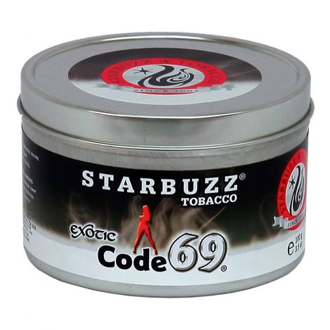 Табак для кальяна Starbuzz Code 69 250 гр.