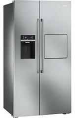 Холодильник Smeg SBS63XEDH фото