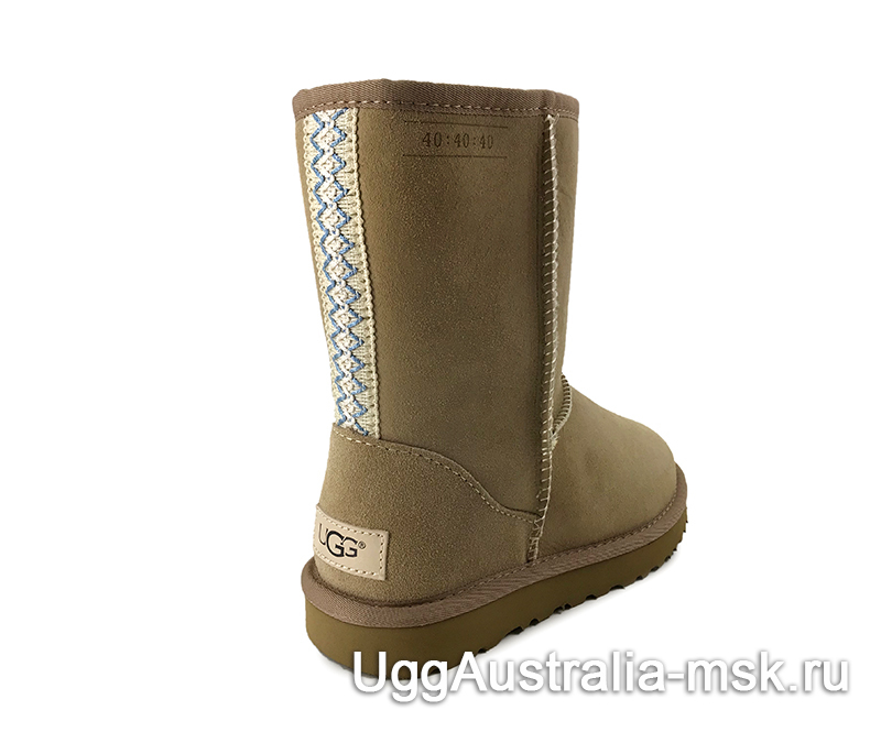 UGG Classic Short 40:40:40 Boot Sand