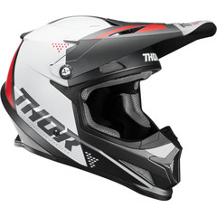 Sector Blade Helmet / Бело-серый