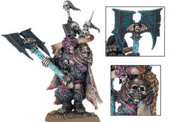 Wight King with Black Axe