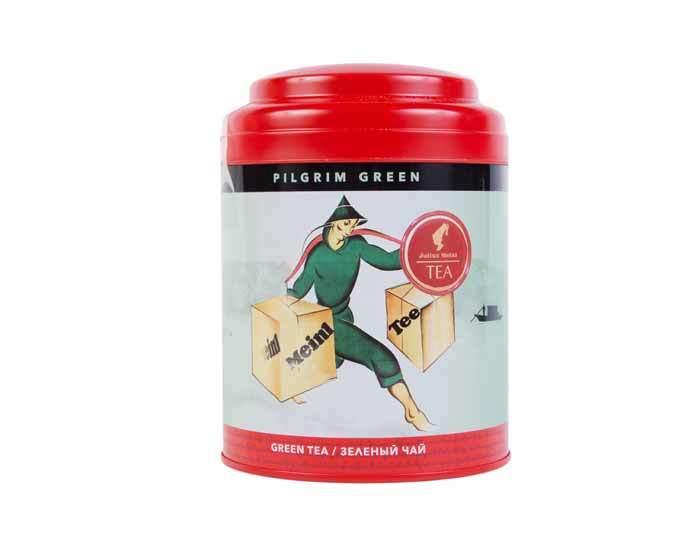 Чай зелёный листовой Julius Meinl Пилигрим Лун Цзин