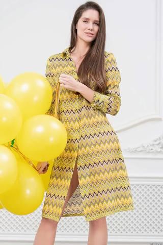 Рубашка Missoni 8247 желтый Mia-Amore
