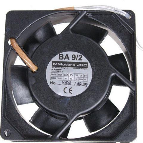 Осевой вентилятор MMotors JSC VA 9/2 (+60°С)