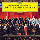 Aida Garifullina, Toby Spence, Ludovic Tezier, Daniil Trifonov, Mari Samuelsen / Orff: Carmina Burana - Live From The Forbidden City (CD)