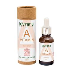 Levrana, Сыворотка для лица Vitamin A, 30мл