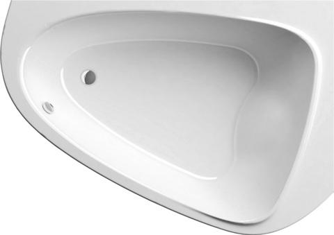 Акриловая ванна Ravak ROSA 150x105 P белая
