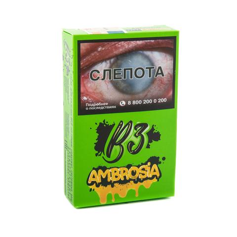 Табак B3 Ambrosia (Амброзия) 50 г
