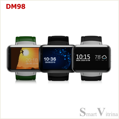 Смарт-часы DM98 (Smart Watch DM98)