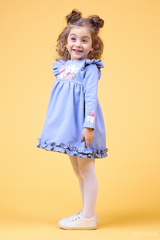Платье для девочки 38-9015-3