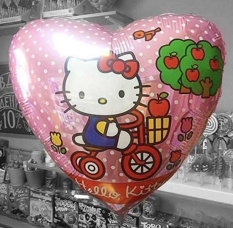 Фольгированный шар «Hello Kitty» #24888