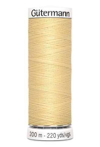 Универсальная нить Gutermann Sew All (col 325)