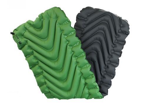Надувной коврик Klymit Static V, зеленый