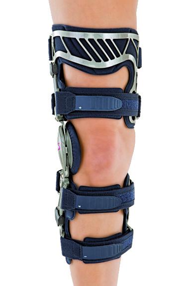 С регулируемыми шарнирами Ортез коленный жесткий регулируемый одношарнирный M.3s OA для лечения остеоартроза m3s_oa_front_1_.jpg