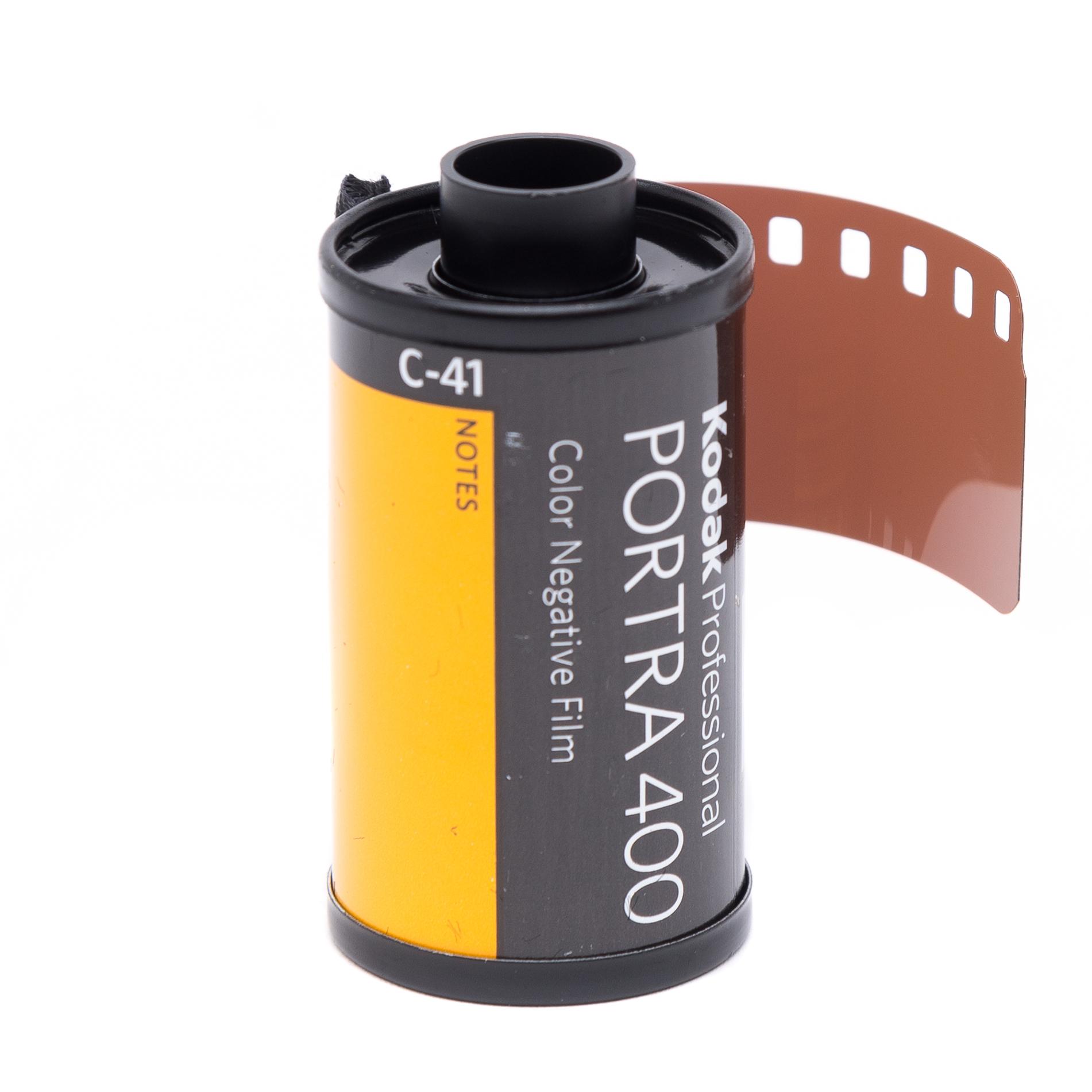 Фотопленка Kodak PORTRA 400/135
