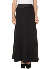 U347-9a юбка женская, черная