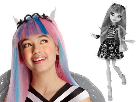 Парик Monster High - Рошель Гойл
