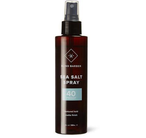 Спрей для волос с морской солью Blind Barber легкой фиксации