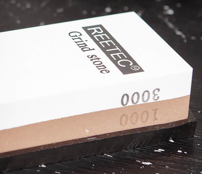 RAZ458 Точильный двухсторонний камень (зернистость 1000/3000 грит)