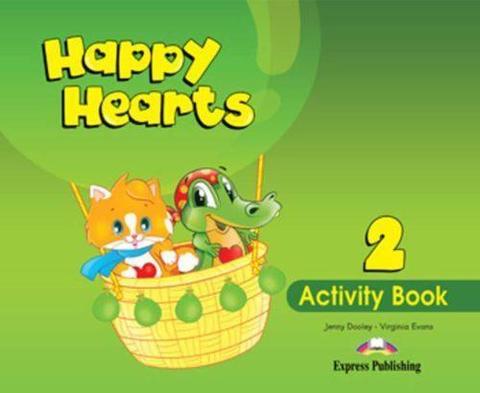 Happy Hearts 2. Activity Book. Рабочая тетрадь