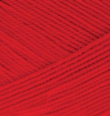 Alize Forever 106 Красный  цвет, фото