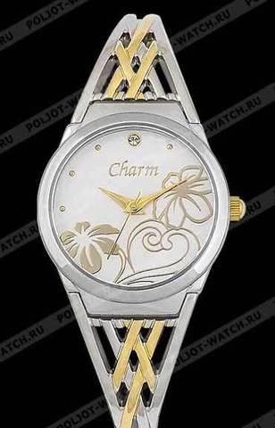 """Купить Наручные часы Полет """"Charm"""" 51124120 по доступной цене"""