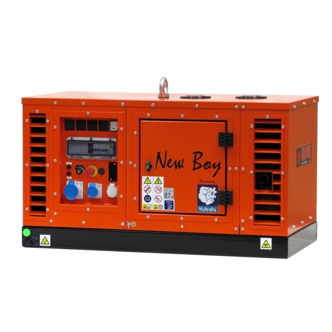 Генератор Europower EPS 103 DE/58 Серия NEW BOY купить по цене 589 990 р.