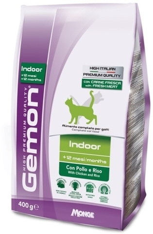 Gemon Cat Indoor Chicken & Rice