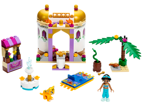 LEGO Disney Princess: Экзотический дворец Жасмин 41061