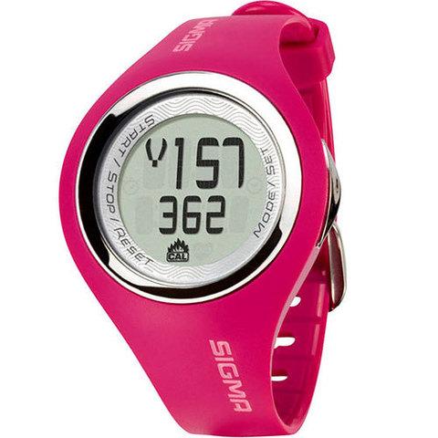 Купить Наручные часы Sigma 22131 с пульсометром PC 22.13 Woman Pink по доступной цене