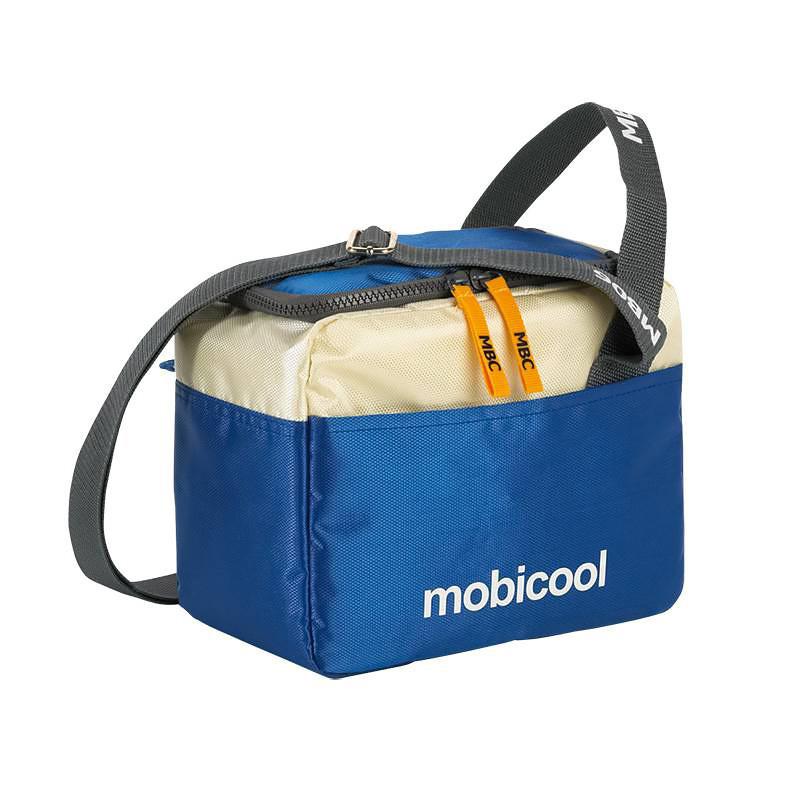 Сумка-холодильник (термосумка) MobiCool sail 6, 5L (синяя)