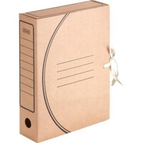 Короб архивный с завязками 75мм